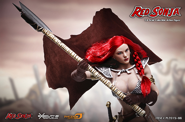 PHICEN - Red Sonja: Scars of the She-Devil  20160329145273807380