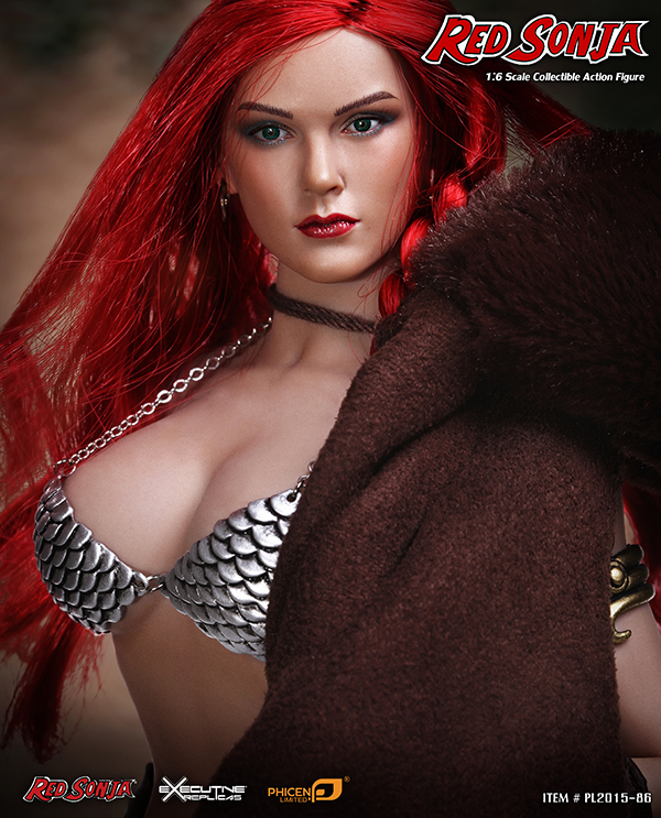 PHICEN - Red Sonja: Scars of the She-Devil  20160329145287848784